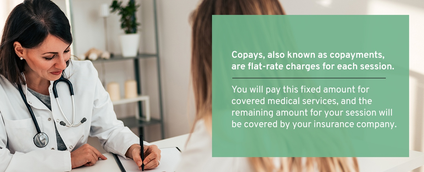 how copays and coinsurance work