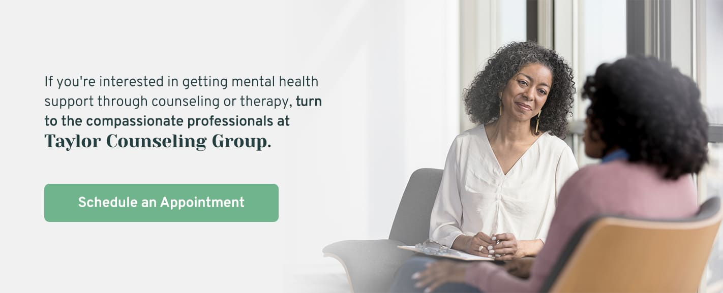 get support through therapy